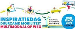 Inspiratiedag Duurzame Mobiliteit